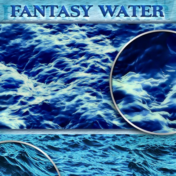 Fantasy Water Patterns