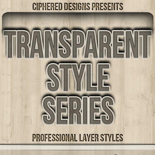 Transparent Style Series vol. 1