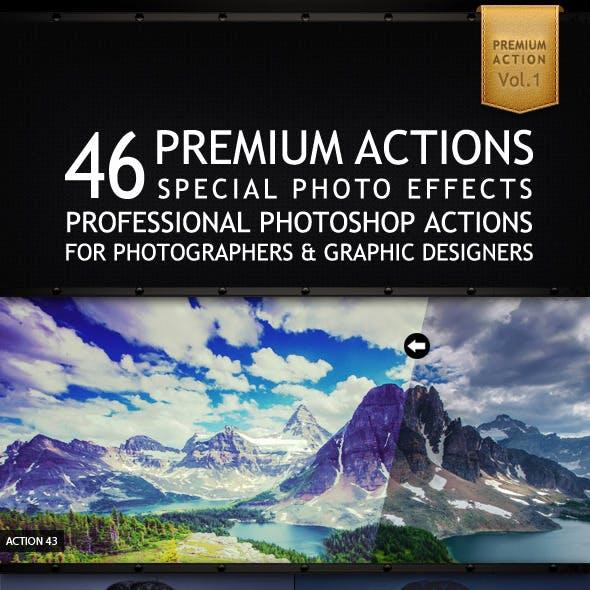 46 Premium Actions