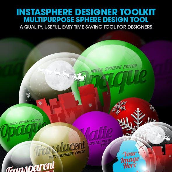 Instasphere Sphere Designer Toolkit