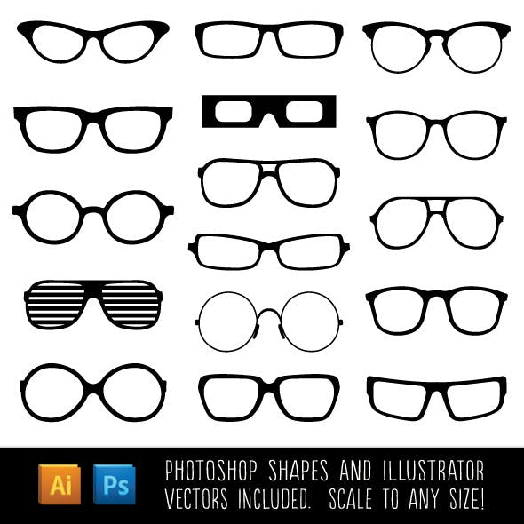 Spectacle Custom Shapes