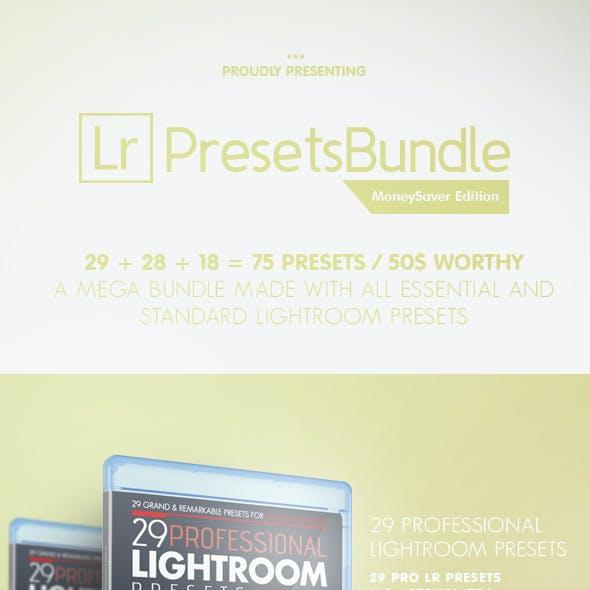 75 Pro Presets - Mega Lr Presets Bundle