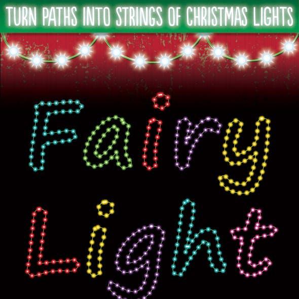 Christmas Light Generator Actions