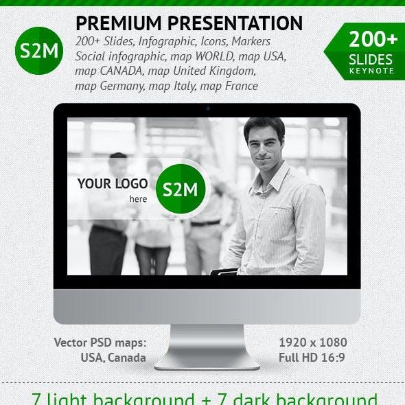 S2M Green Premium Presentation