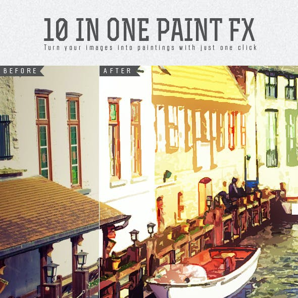 10 in One Paint FX