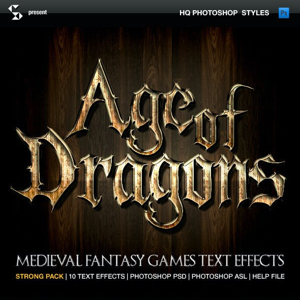 Fantasy Styles - Age of Dragons