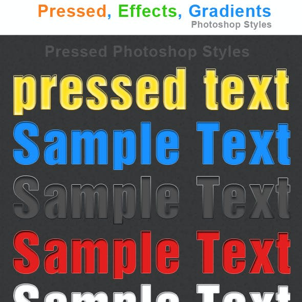 KOT - Text Effects Photoshop Style