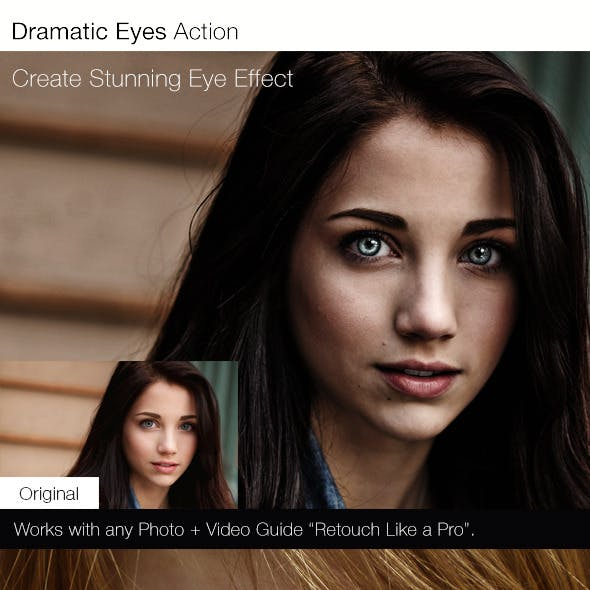 Dramatic Eyes Action