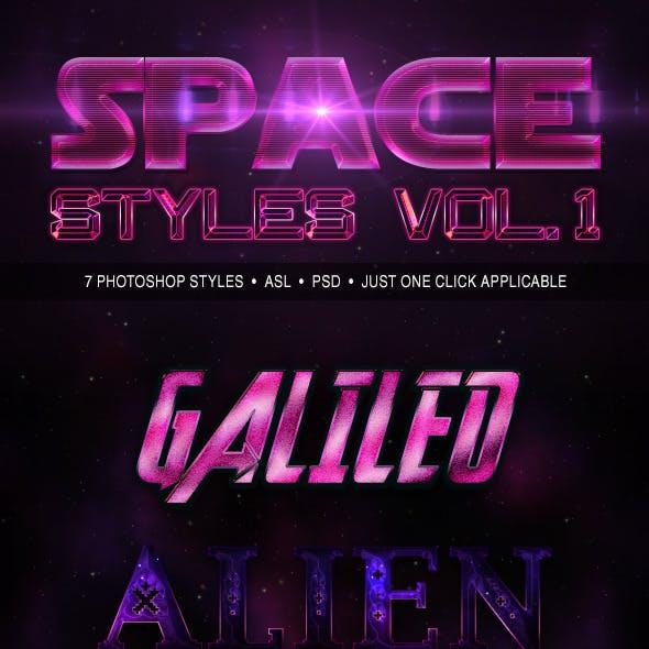 Space Styles Vol. 1