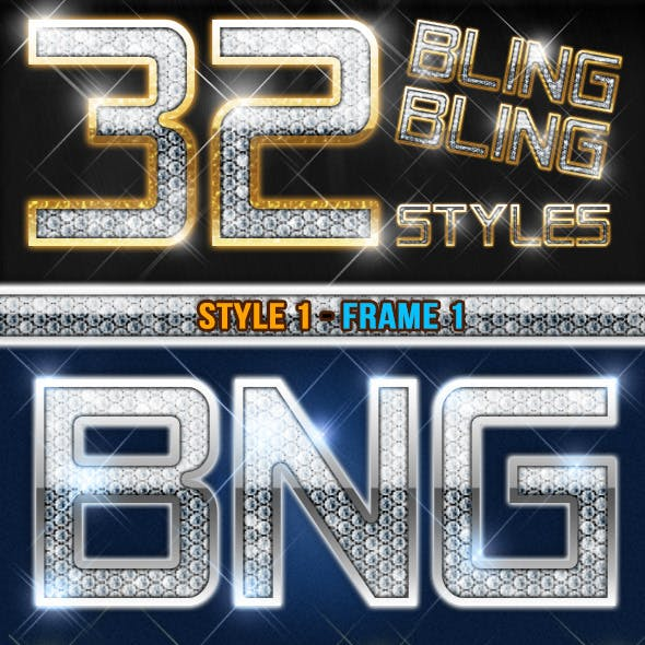 32 Bling Bling And Luxury Styles