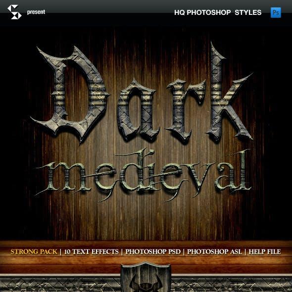 Fantasy Styles - Dark Medieval