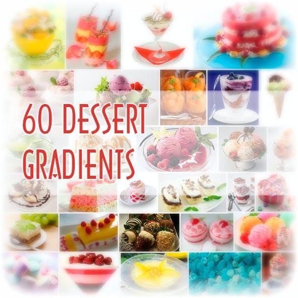 Dessert Gradients
