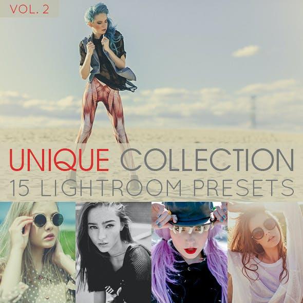 15 Unique Lightroom Presets Vol.2