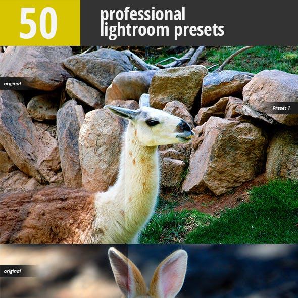 Animals Presets - Lightroom Presets