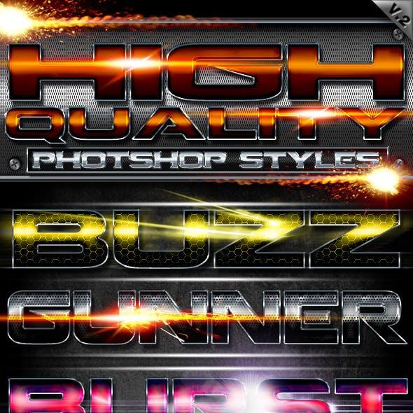 High Quality Styles v2