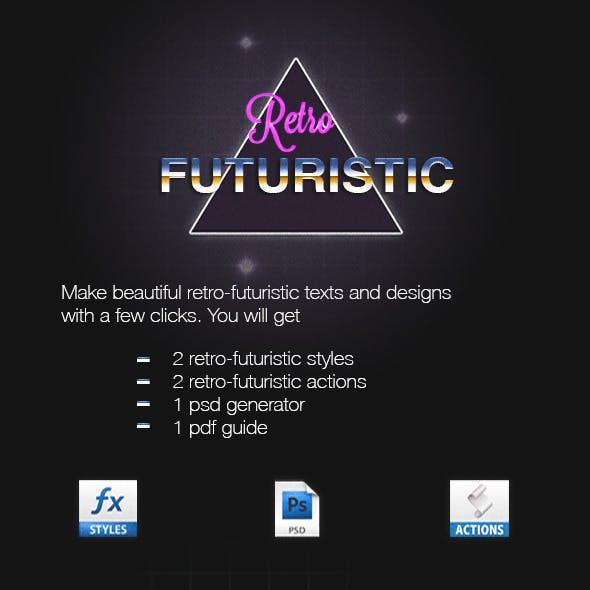 Retro Futuristic Fx