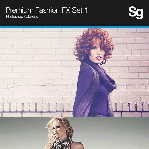 Premium Fashion FX Set 1