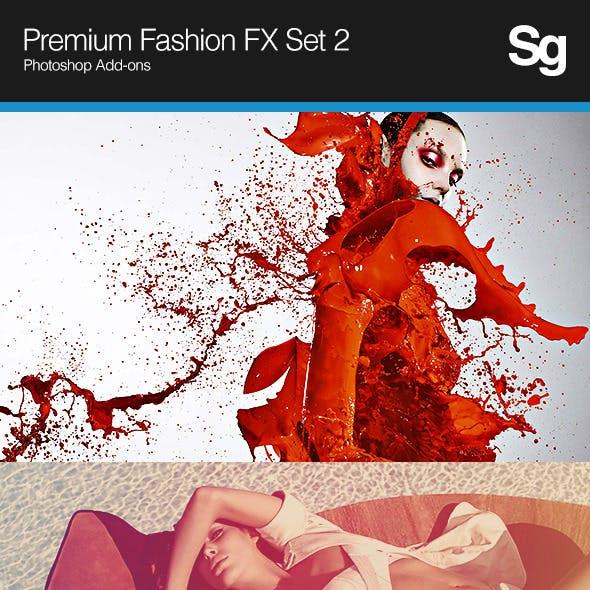 Premium Fashion FX Set 2