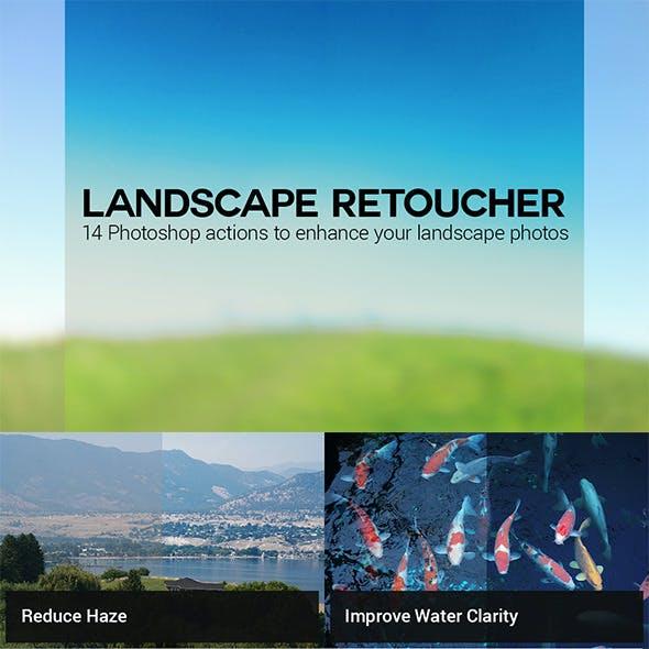 Landscape Retoucher