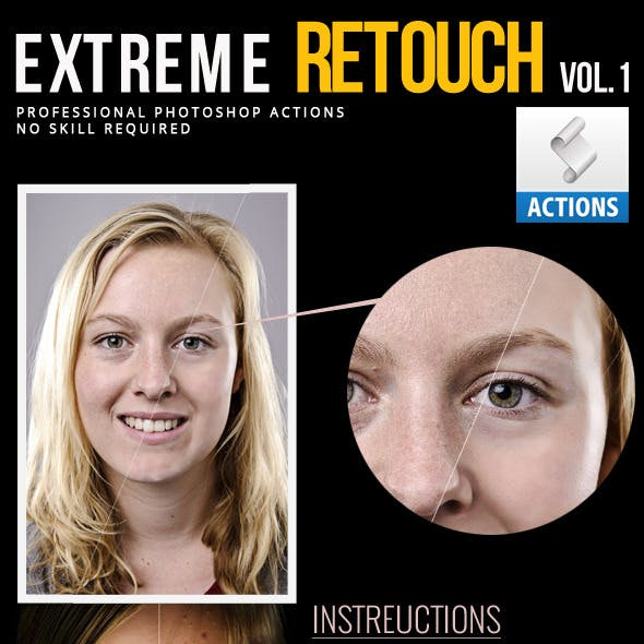 Extreme Retouch Vol.1