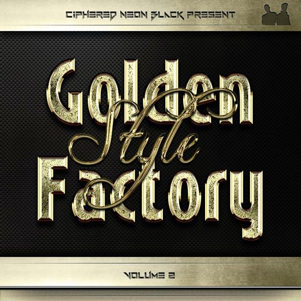 Golden Style Factory - Volume 02