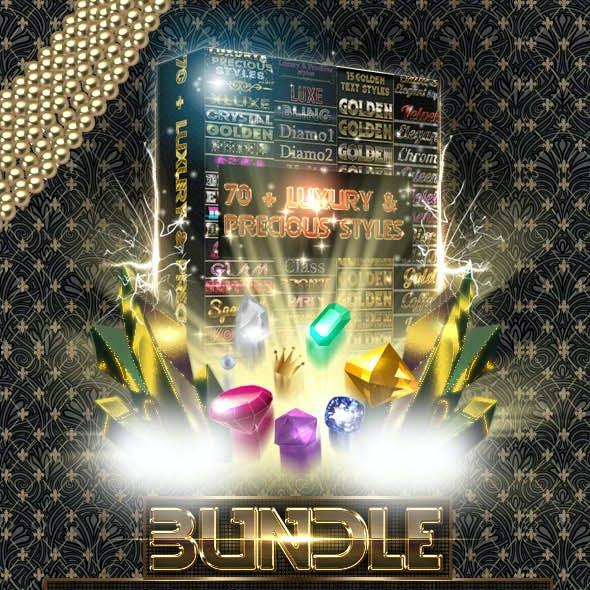 [Bundle] Luxury & Precious Styles
