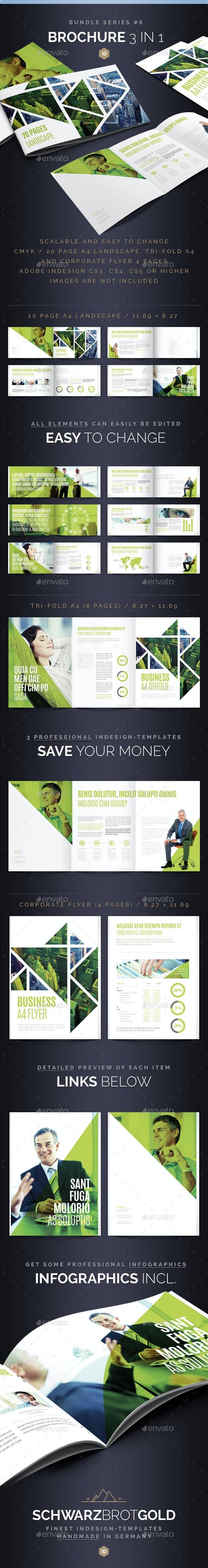 Brochure Bundle Series 6 No 2 - Informational Brochures