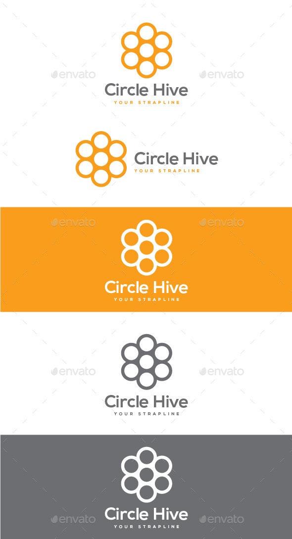 Circle Hive Logo