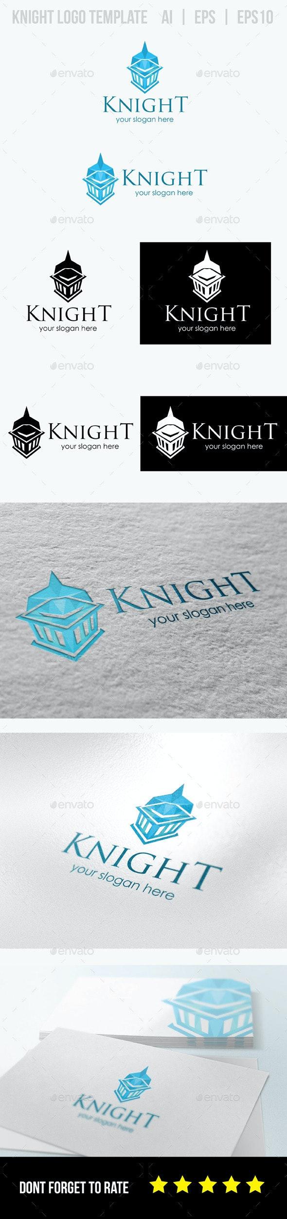 Knight Logo - Objects Logo Templates