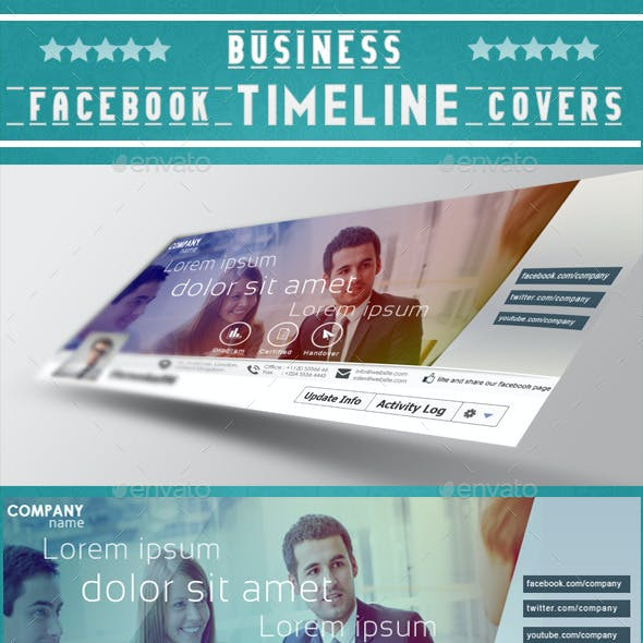 Business Facebook Timeline Covers