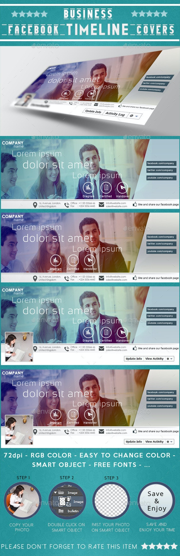 Business Facebook Timeline Covers - Facebook Timeline Covers Social Media
