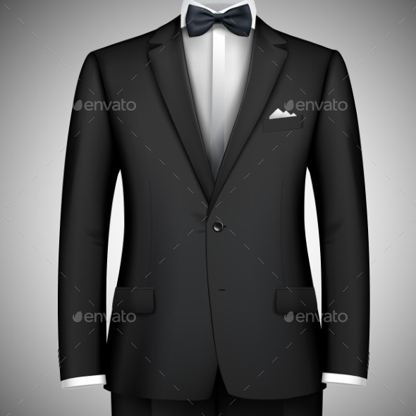 Businessman Suit - Concepts Business