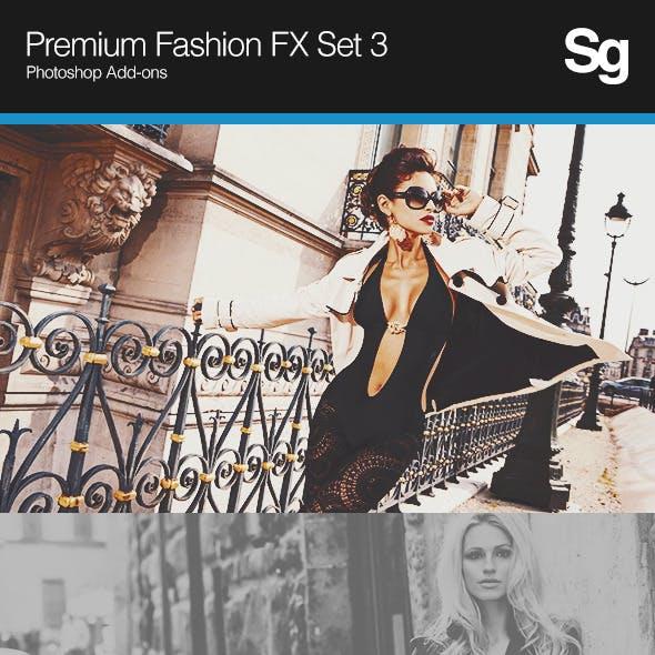 Premium Fashion FX Set 3