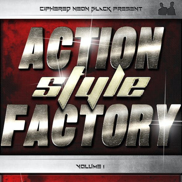 Action Style Factory - Volume 01