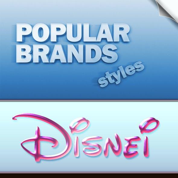 Brand Styles