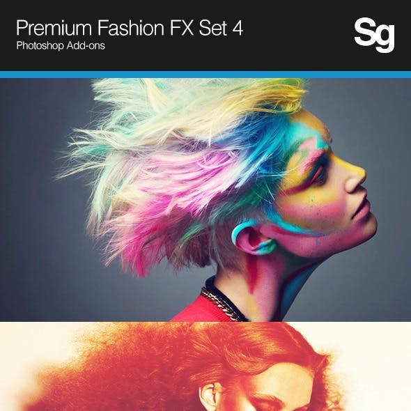Premium Fashion FX Set 4