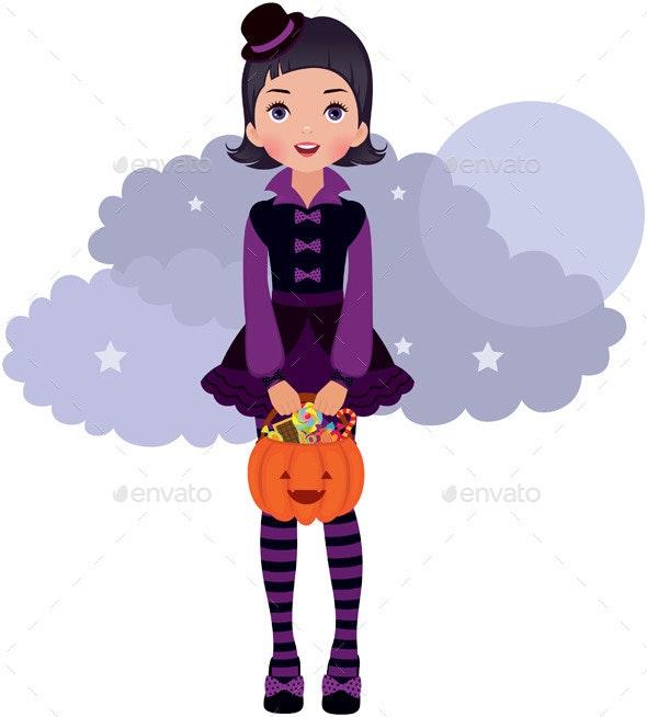 Gothic Lolita Halloween - Halloween Seasons/Holidays