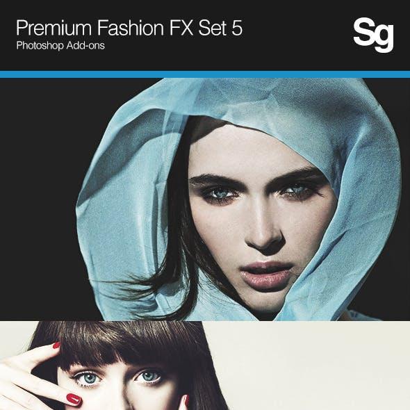Premium Fashion FX Set 5