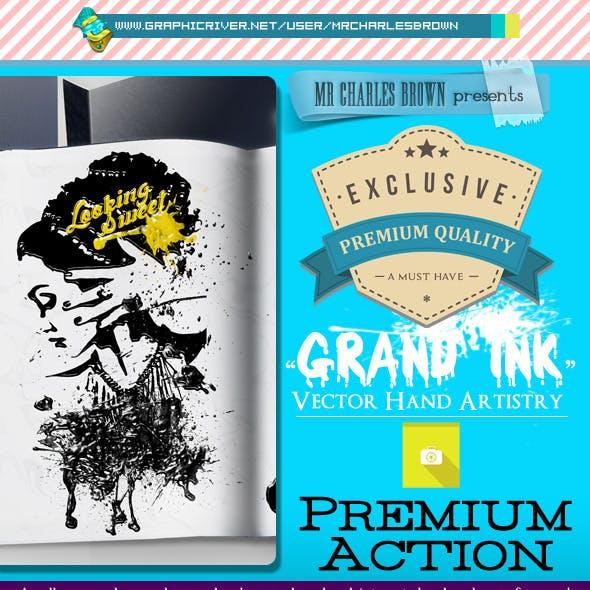 Grand Ink Hand Artistry