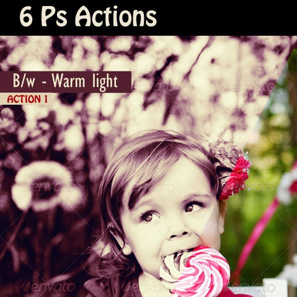 Photo Effects | PS Actions 14