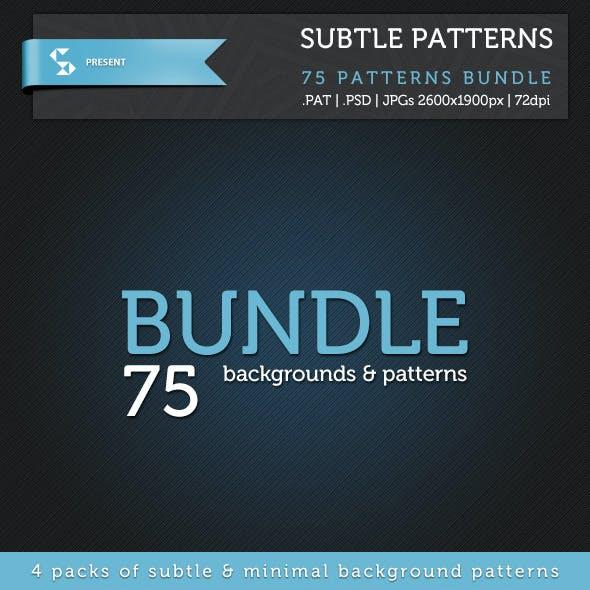 Subtle Background Patterns - Bundle
