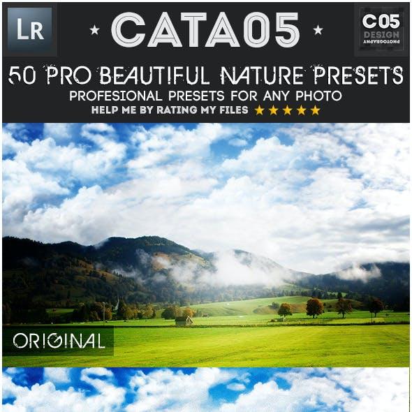 50 Pro Beautiful Nature Presets
