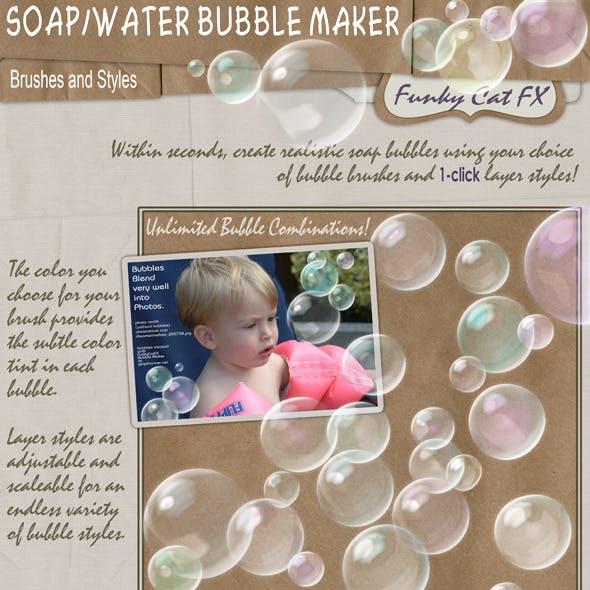 Bubble Maker  (brush & style)