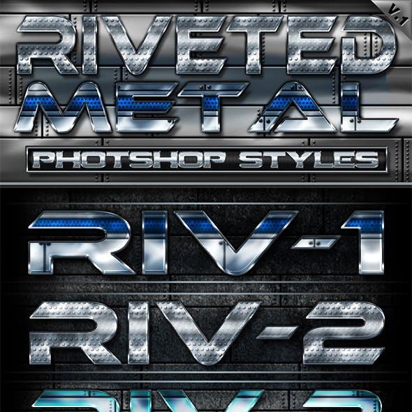 Riveted Metal v1