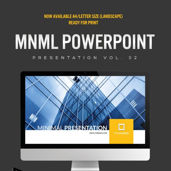 Multipurpose PowerPoint Presentation (Vol. 02)