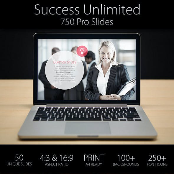 50 Slides Success Presentation