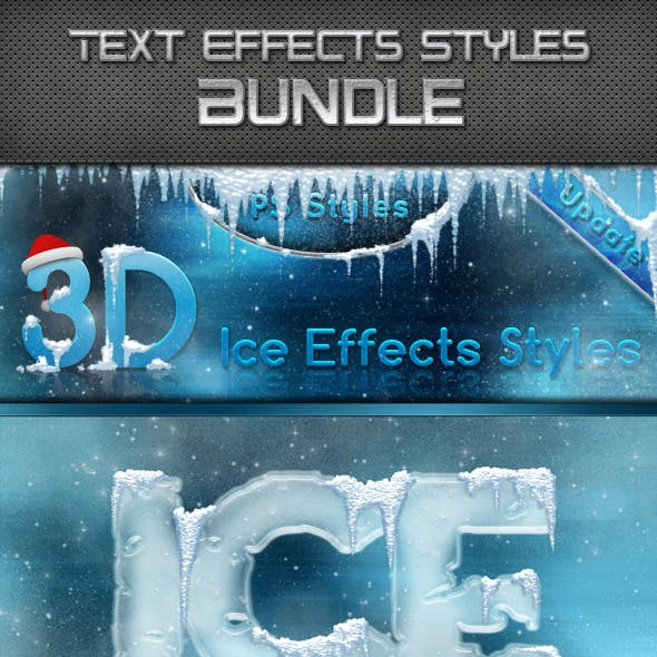 Text Effects Styles Bundle