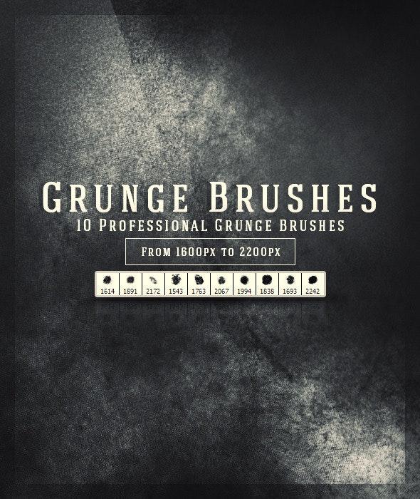 Grunge Brushes - Grunge Brushes