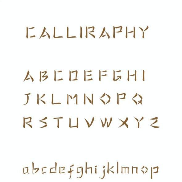 Calliraphy
