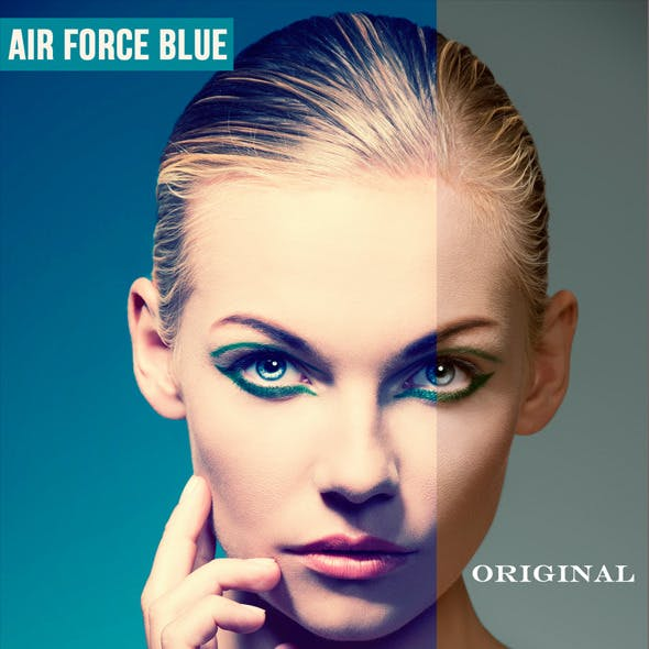 Air Force Blue | PS Action 19